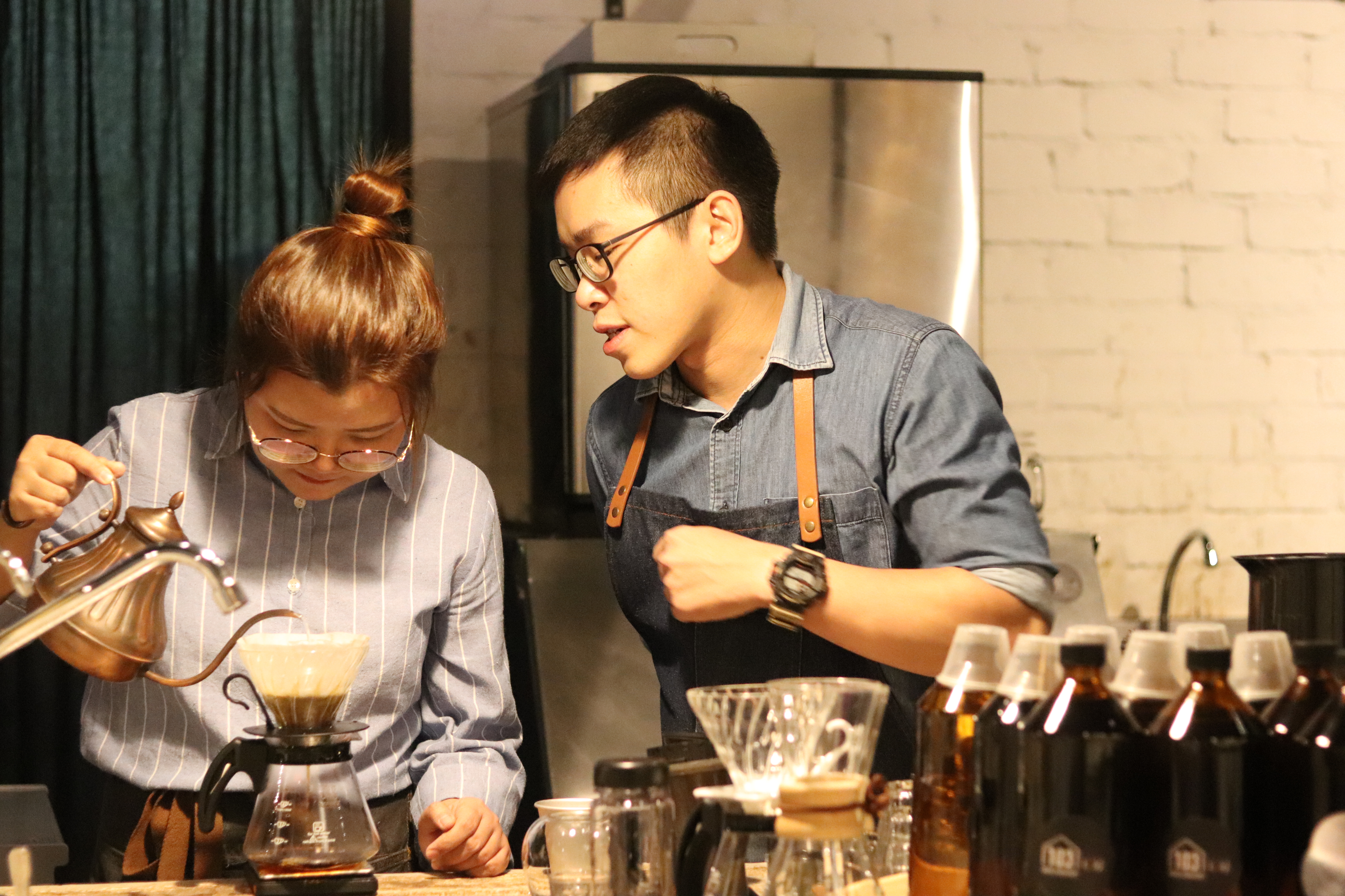 Hand Brew Coffee Workshop