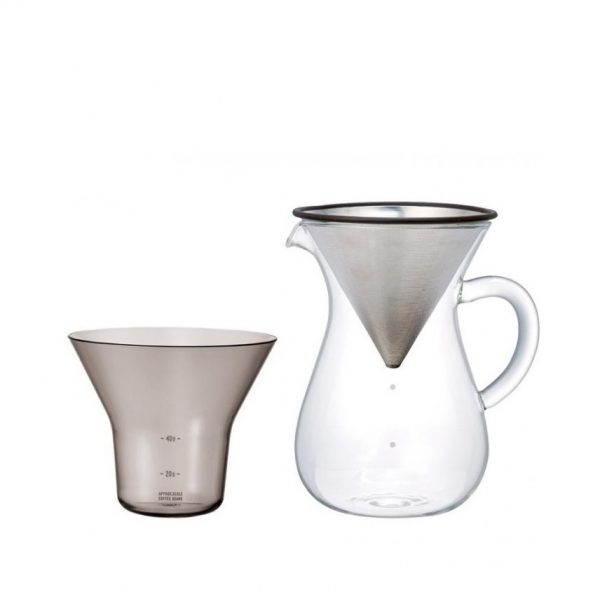 Kinto Slow Coffee Style (Stainless Steel)