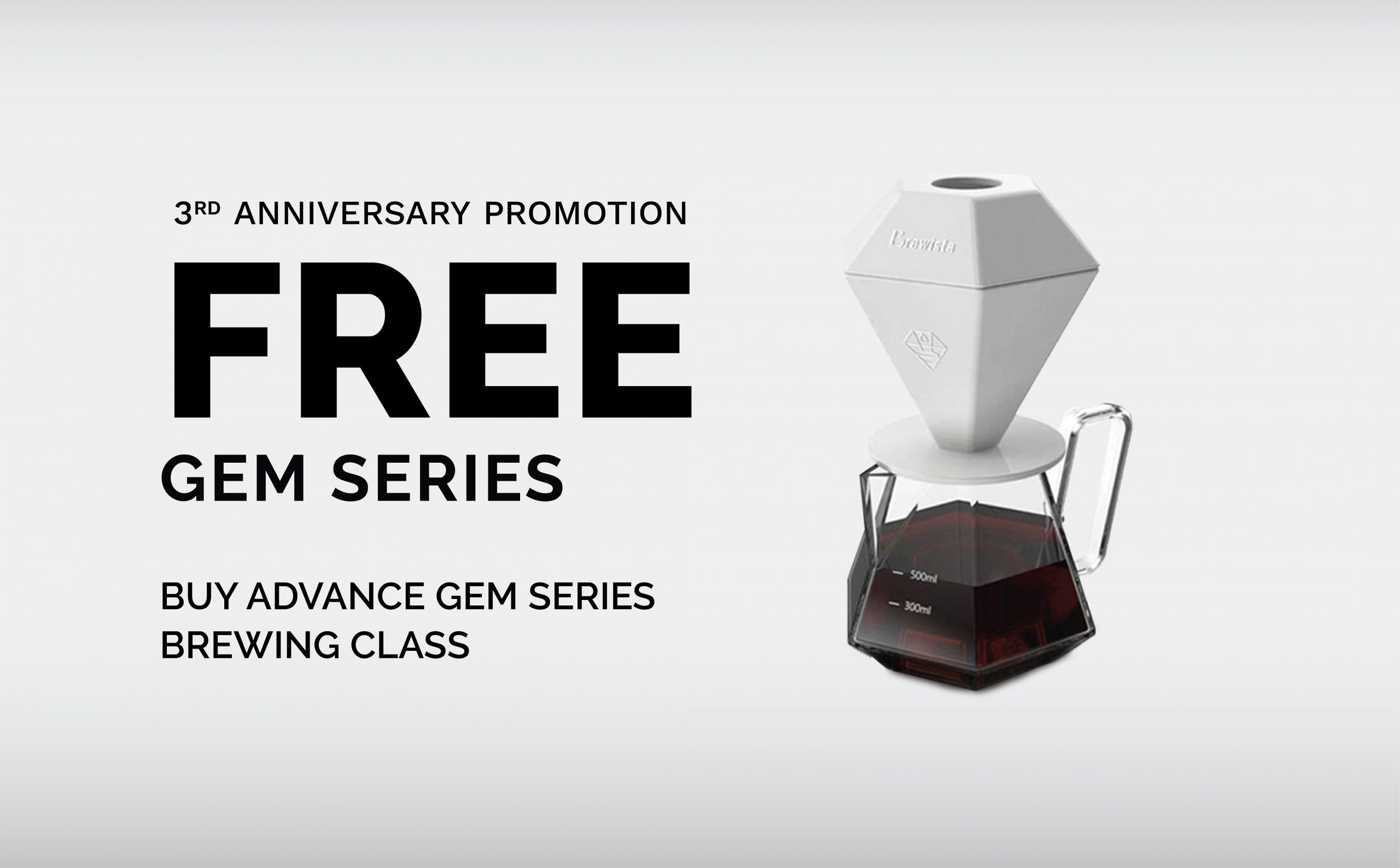 3rd Years Anniversary_brewing class_free gem series